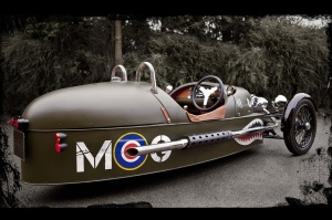 Morgan-3-Wheeler