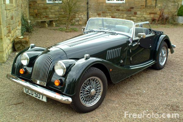Morgan Sports Car Dealers