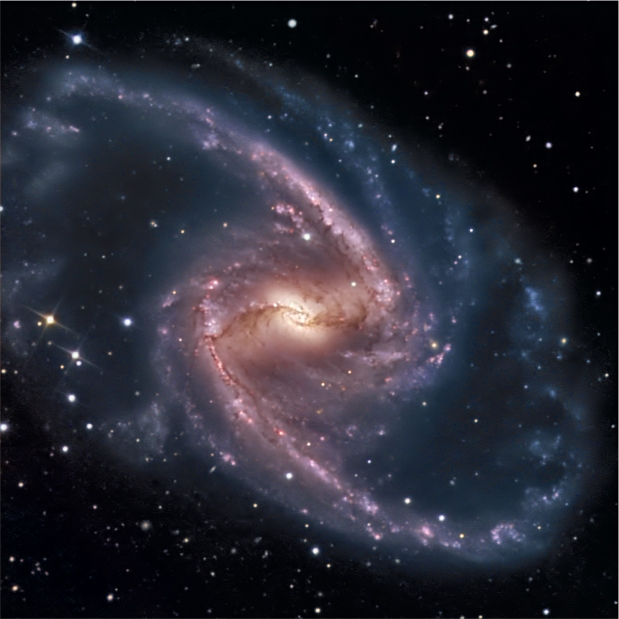 Spiral GalaxyNGC1365