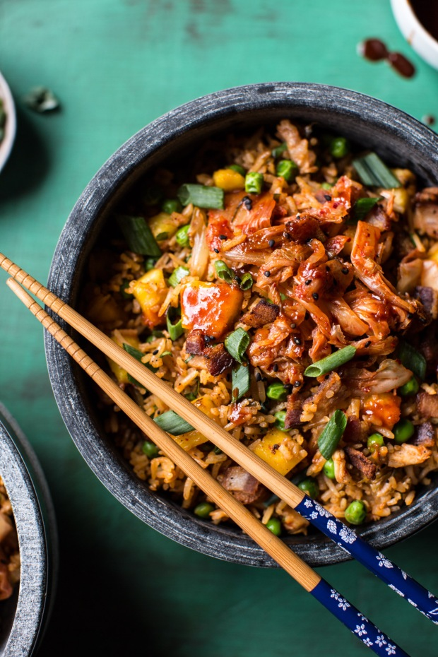 Kimchi-Chicken-and-Bacon-Fried-Rice-1