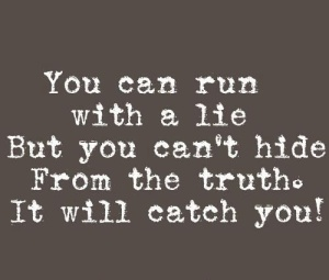 lies & truth