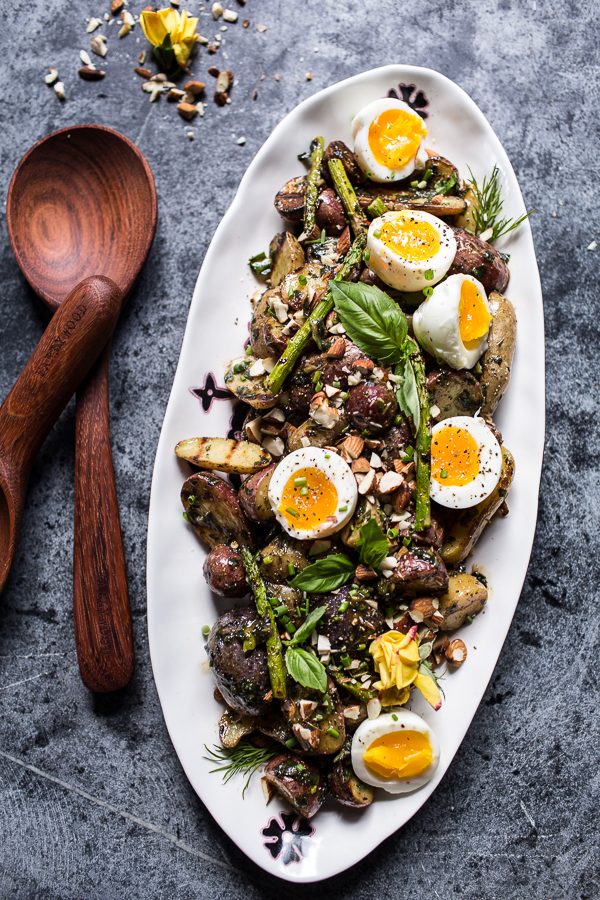 Grilled-Potato-Salad-with-Almond-Basil-Chimichurri-and-7-Minute-Eggs-11
