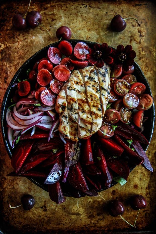 chicken+beet