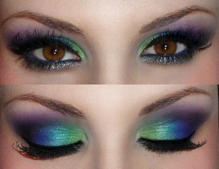 erotic hazel eyes