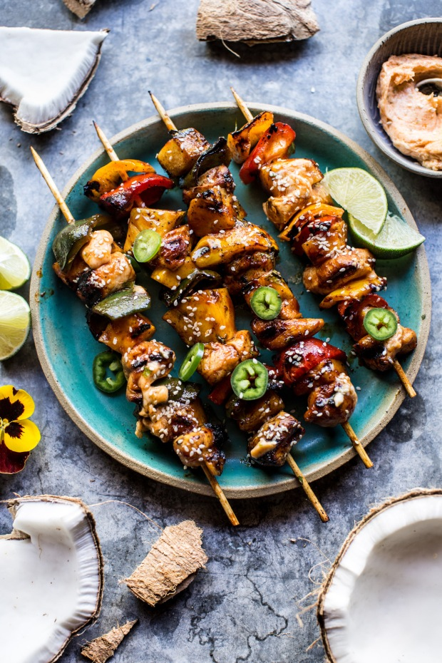 hawaiian-bbq-skewers-with-sriracha-lime-butter-6