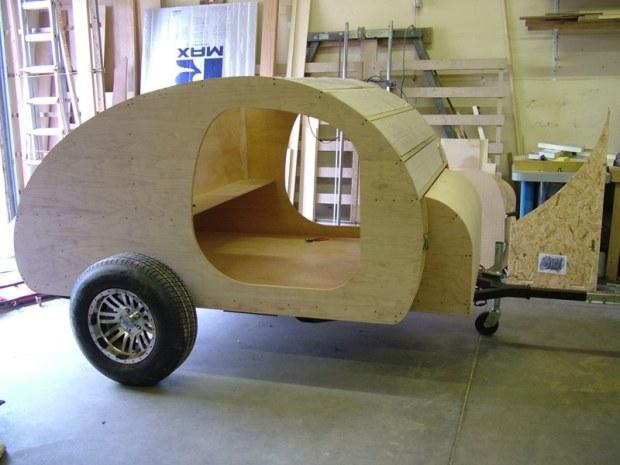 teardrop trailer kits jackcollier7. Black Bedroom Furniture Sets. Home Design Ideas